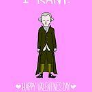 Immanuel Kant by Ben Kling