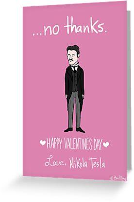 Nikola Tesla by Ben Kling