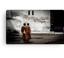 Thailand 2012 Canvas Print
