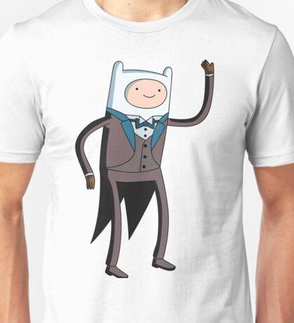 Tuxedo Finn! Unisex T-Shirt