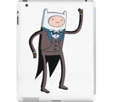 Tuxedo Finn! iPad Case/Skin