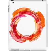 Abstract Watercolor Stroke iPad Case/Skin