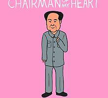 Mao Zedong by Ben Kling