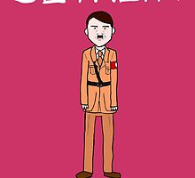 Adolf Hitler by Ben Kling