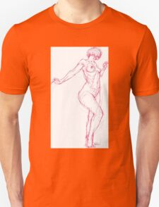 Figure Drawing Unisex T-Shirt