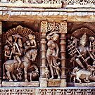 Kalki Avatar & Maa Durga by Biren Brahmbhatt