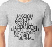 I Left My Heart... Unisex T-Shirt