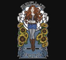 The Girl Who Waited (Amelia Pond) by Ameda Nowlin