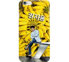 BIGBANG G-Dragon_ Banana iPhone Case/Skin
