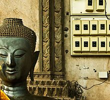 Ancient Temple - Modern Times by Austin Dean