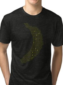 Doctor Who - Bananas Are Good! Tri-blend T-Shirt