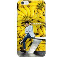 G-Dragon_ Banana .2 iPhone Case/Skin