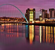 Early Morning in Newcastle by Great North Views