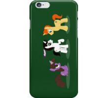Potteronies iPhone Case/Skin