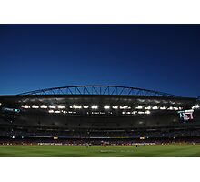 Etihad Stadium #3 Photographic Print
