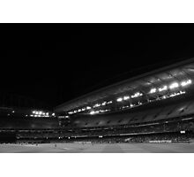 Etihad Stadium #4 Photographic Print