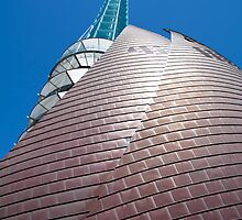 Bell Tower, Perth, Australia by Jane McDougall