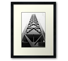 BHP Billiton Office Tower, Perth, Australia Framed Print