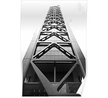 BHP Billiton Office Tower, Perth, Australia Poster