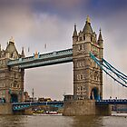 Tower Bridge, London by vivsworld