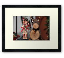 Christmas Music Framed Print