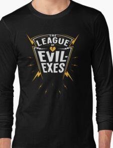 Scott Pilgrim - The League of Evil-Exes Long Sleeve T-Shirt