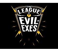 Scott Pilgrim - The League of Evil-Exes Photographic Print