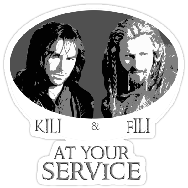 Fili and Kili by Unicorn-Seller