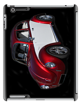 VW I pad Case by Irene  Burdell