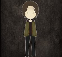 Supernatural cute SAM WINCHESTER by koroa