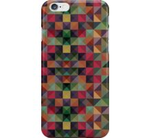 colorful triangles  iPhone Case/Skin