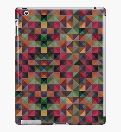 colorful triangles  iPad Case/Skin