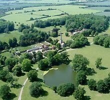 English Country Garden  by John Maxwell