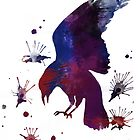Ink Raven by Redilion