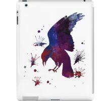 Ink Raven iPad Case/Skin