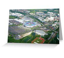 Reebock Stadium Complex Greeting Card