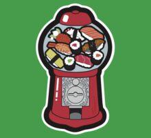 Gumball Sushi One Piece - Short Sleeve