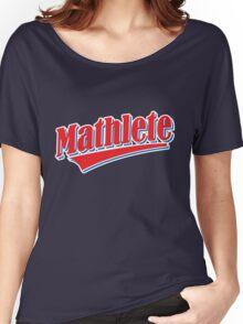 Mathlete Women's Relaxed Fit T-Shirt