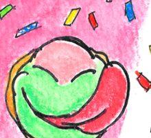 'Strawberry Dough'- Official Kids T-Shirt Sticker