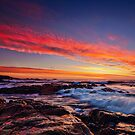 South West Sunset by Paul Pichugin