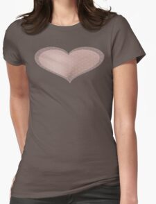 Pinky Heart with Polka Dots T-Shirt