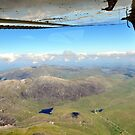 A vista looking over the North Wales Mountains by JMaxFly