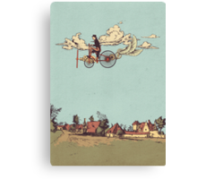 Steam FLY Canvas Print