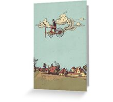 Steam FLY Greeting Card