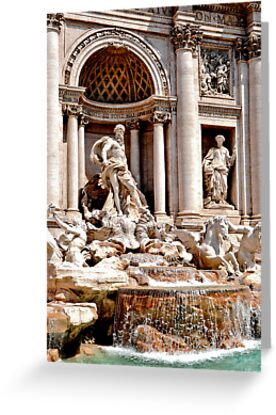 Trevi Fountain by Thomas Barker-Detwiler