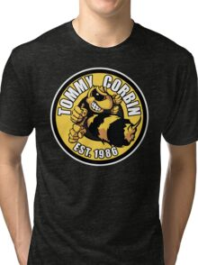 TOMMY CORBIN EST. 1986 Tri-blend T-Shirt