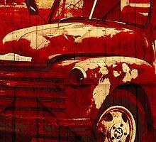 Little Red Truck by Robert Ball