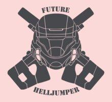 Future Helljumper Baby Tee