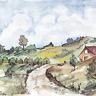A farmouse in Magaliesburg by Maree Clarkson
