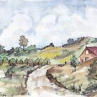 A farmhouse in Magaliesburg by Maree Clarkson